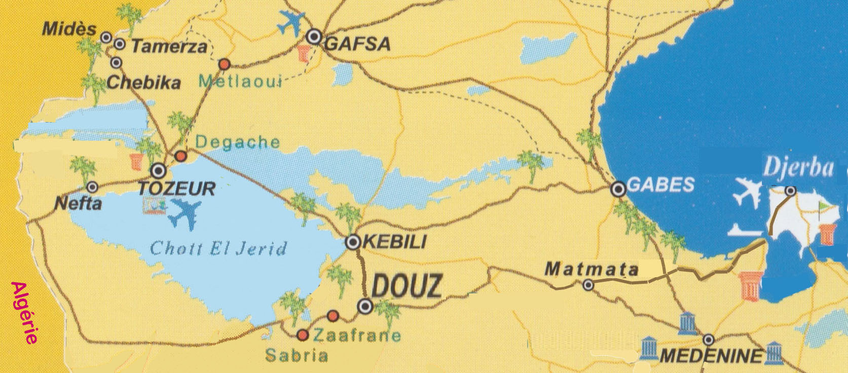 Douz Tunisia  city images : ... hotel, Douz hotels, TUNISIA hotels, Reservation of Douz hotels